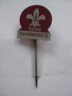 Pin Lisse Shawano's (GA00499) - Verenigingen
