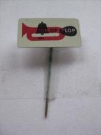 Pin Top Of Flop (GA00507) - Muziek