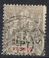 REUNION  Obl 48 - Isola Di Rèunion (1852-1975)