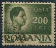 Pays : 409,24 (Roumanie : Royaume (Michel Ier (1940-1947))  Yvert Et Tellier N° : 807 (o) - 1918-1948 Ferdinand, Charles II & Michael