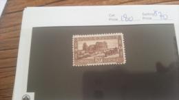 LOT 226599 TIMBRE DE COLONIE TUNISIE NEUF* N�180 VALEUR 70 EUROS