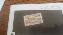 LOT 226604 TIMBRE DE COLONIE TUNISIE NEUF* N�12  VALEUR 11 EUROS