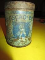 Boite   Métallique/Phoscao Bébé/ Son Goût Agréable Plait à Tous Les Enfants / /vers 1930      BFPP17 - Boîtes