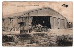 Camp De Chalons - Aviation Militaire - Distributeur D'Essence - Plein Des Bowsers - Casernes