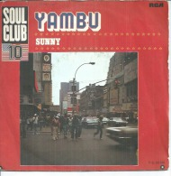 """45 Tours SP - YAMBU  - RCA 50146  -    """"  SUNNY """" + 1 - Other - English Music"""