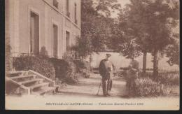 C.P.A. DE NEUVILLE SUR SAONE 69 - Neuville Sur Saone