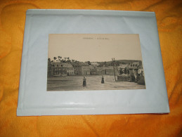 CARTE POSTALE ANCIENNE CIRCULEE DE 1918. / BOURBRIAC. - LE BAS DU BOURG / COLL. THIRET-HAMON. - Autres Communes