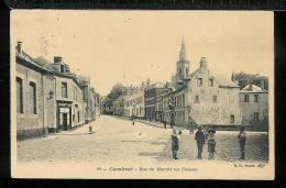 CAMBRAI - Rue Du Marché Au Poisson - Cambrai