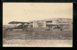 AVIATION - ORLY - Centre D'entrainement Des Pilotes Mobilisables - AVION - Aérodromes