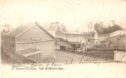 Gembloux Chapelle Dieu La Gare Du Chemin De Fer N°15 1905 - Gembloux