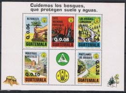 Guatemala Y/T Blok 24 (**) - Guatemala