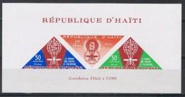 Haiti Y/T Blok 18 (**) - Haïti