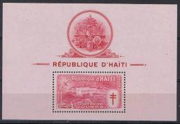 Haiti Y/T Blok 4 (**) - Haïti