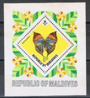 Maldiven Y/T Blok 18 (**) - Maldives (1965-...)