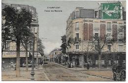 CHAMPIGNY - Place Du Marché - Champigny Sur Marne
