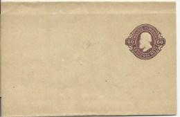 BRAZIL Wrapper 60 Reis - Postal Stationery
