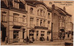 Middelkerke 6 CPA  Hotel Du Casino  Rue De Vienne   Molen ´04    Hospice R De Grimberghe  Van Hinsberghstr ´10 - Middelkerke