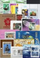Arkti Puzzles Block LQ Aus 12 Ländern Blocks/KB O 60€ Fasane Uhu Bloque Hoja History Blocs Space M/s Art Sheet Bf Topics - Physics