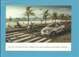 CHRYSLER - PT CRUISER - PUBLICIDADE - Advertising - 2 SCANS - Turismo
