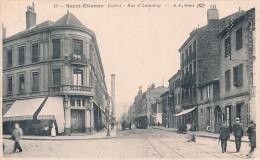 SAINT ETIENNE (42) RUE D'ANNONAY - Saint Etienne