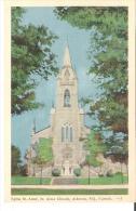 Eglise St.-Aime, St. Aime Church, Asbestos, Quebec  - 3 - Quebec