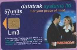 Malte  156  :-.   Datatrak  Systems  Ltd  -  Ultimate  Security  °  ***   LUXE - Malte