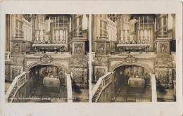 Rome - Ste Marie Majeure - L'Autel Et La Confession - Carte Stéréoscopique S.I.P, Non Circulée - Cartoline Stereoscopiche