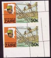 Zaire Error - Misperf Pair - Fishing - 1971-79: Nuevos