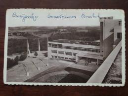 TOMBEEK Sanatorium Joseph Lemaire ( Overijssche ) Anno 19?? ( Zie Foto Voor Details ) - Overijse