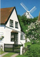 Postcard - Holton Windmill, Suffolk. A - Molinos De Viento