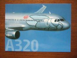 Nikifly Airlines Carte Postale - 1946-....: Moderne
