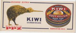 Buvard : KIWI Cirage De Luxe - Papel Secante