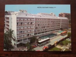 Hotel GUITART PARK I *** Lloret de Mar Girona Espana - Anno 1989 ( zie foto voor details )
