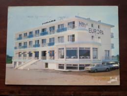 Hotel EUROPA ** Restaurant Quiberon - Anno 1973 ( zie foto voor details )