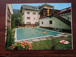 Hotel ADLER ( Pircher-Constantini ) Villabassa Niederdorf Dolomiti - Anno 19?? ( zie foto voor details )
