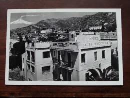 Hotel Pensione BADIA VECCHIA Taormina - Anno 19?? ( zie foto voor details )
