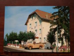 Nouvel Hôtel Madame Pellissier Corps La Salette - Anno 19?? ( Zie Foto Voor Details ) - Hotels & Restaurants