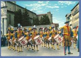 GIOCO DEL CALCIO -FIRENZE -F/G Colore -Costume Tamburi  (251009) - Firenze