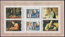 Aitutaki 1979 Rowland Hill Death Centenary Minisheet MNH - Aitutaki