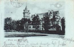 GERMANIA - SOUVENIR Gruss Aus Hannover,  Viagg. 1898 - OTT-04-34,35 - Saluti Da.../ Gruss Aus...