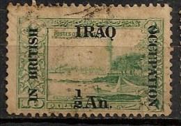 Timbres - Asie - Iraq - 1920-1922 - 1/2 An. - - Iraq