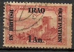 Timbres - Asie - Iraq - 1920-1922 - 1 An. - - Iraq