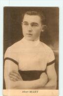 Albert BILLIET. 2 Scans. Edition Sportkaarten Franck, Nels - Cyclisme