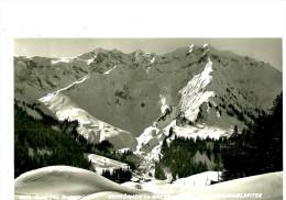 Schröcken. Schröcken Im Bregenzerwald Mit Braunarlspitze. - Schröcken