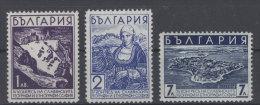 Bulgarien Michel No. 304 - 306 ** postfrisch
