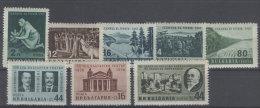 Lot Bulgarien Michel No. 1005 - 1006 , 1035 - 1039 , 1032 ** postfrisch