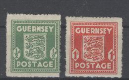 Guernsey Michel No. 1 - 2 ** postfrisch