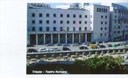 "Trieste - Teatro Romano  "" FOTO Formato 10,4 X 14,8  Vera Foto - Lieux"