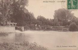 21 IS-sur-TILLE  Les Ecluses