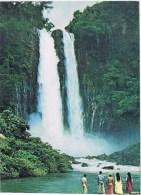 Cpa The Famous Maria Cristina Falls In Lanao - Filippine